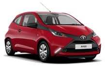 Toyota Aygo Library Picture