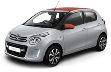 Citroen C1 Library Picture
