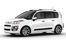 Citroen C3 Picasso Library Picture