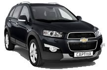 Chevrolet Captiva Library Picture