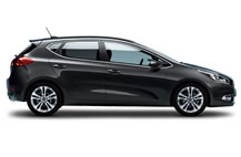Kia Ceed Library Picture