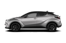 Toyota C-HR Library Picture