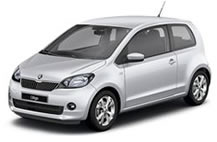 Skoda Citigo Library Picture