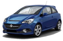 Vauxhall Corsa Library Picture