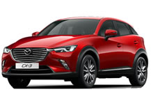 Mazda CX-3 Library Picture