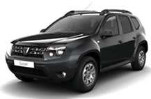 Dacia Duster Library Picture