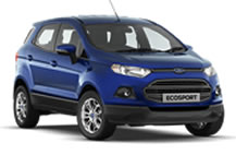 Ford EcoSport Library Picture