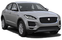 Jaguar E-Pace Library Picture