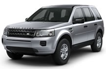 Land Rover Freelander Library Picture
