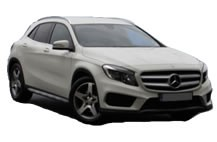 Mercedes Benz GLA Class Library Picture