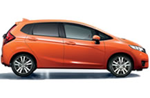 Honda Jazz Library Picture