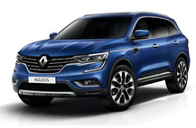 Renault Koleos Library Picture