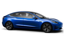 Tesla Model 3 Library Picture