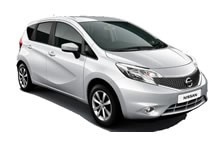Nissan Note Library Picture