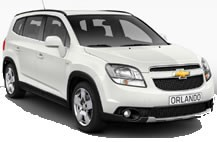 Chevrolet Orlando Library Picture