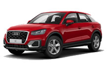 Audi Q2 Library Picture