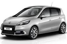 Renault Grand Scenic Library Picture