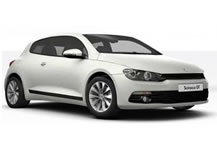 Volkswagen Scirocco Library Picture