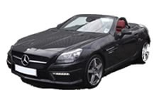 Mercedes Benz SLK Library Picture