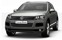 Volkswagen Touareg Library Picture