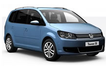 Volkswagen Touran Library Picture