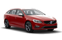 Volvo V60 Library Picture