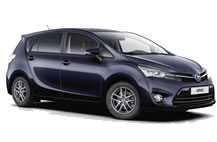Toyota Verso Library Picture