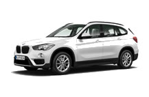 BMW X1 Library Picture