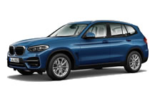 BMW X3 Library Picture
