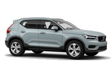 Volvo XC40 Library Picture