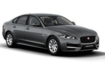 Jaguar XF Library Picture