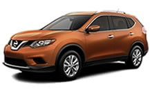 Nissan X Trail Library Picture